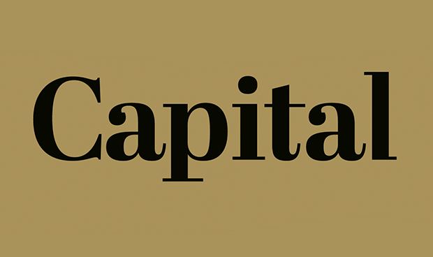 Logo des Magazins Capital